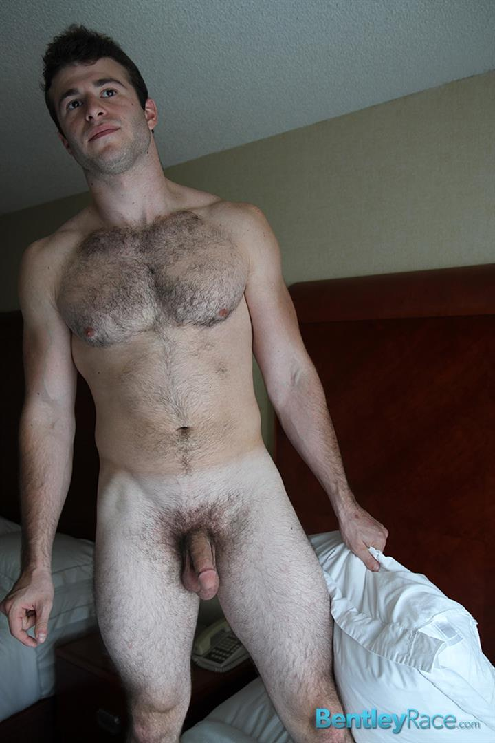 Bentley-Race-Blake-Davis-Hairy-Straight-Muscle-Guy-Stroking-His-Cock-Amateur-Gay-Porn-161 22 Year Old Straight Hairy Muscle College Stud From Chicago Jerking Off