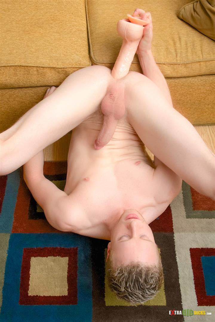 Extra-Big-Dicks-Liam-Harkmore-Huge-cock-jerkoff-with-dildo-Amateur-Gay-Porn-14 Amateur Young Guy Lays Out In The Florida Sun and Strokes His Big Long Cock