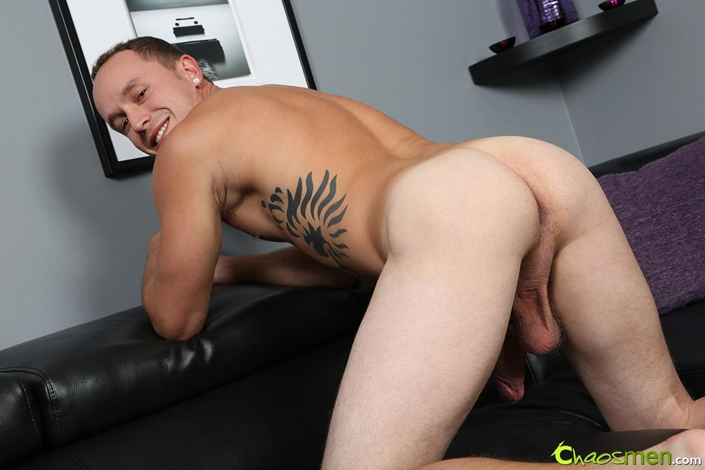 "Chaosmen-Deryck-Massive-Uncut-Cock-Foreskin-Jerk-Off-Amateur-Gay-Porn-25 Halloween Monster Cock: Jerking Off A Massive 11"" Uncut Cock"