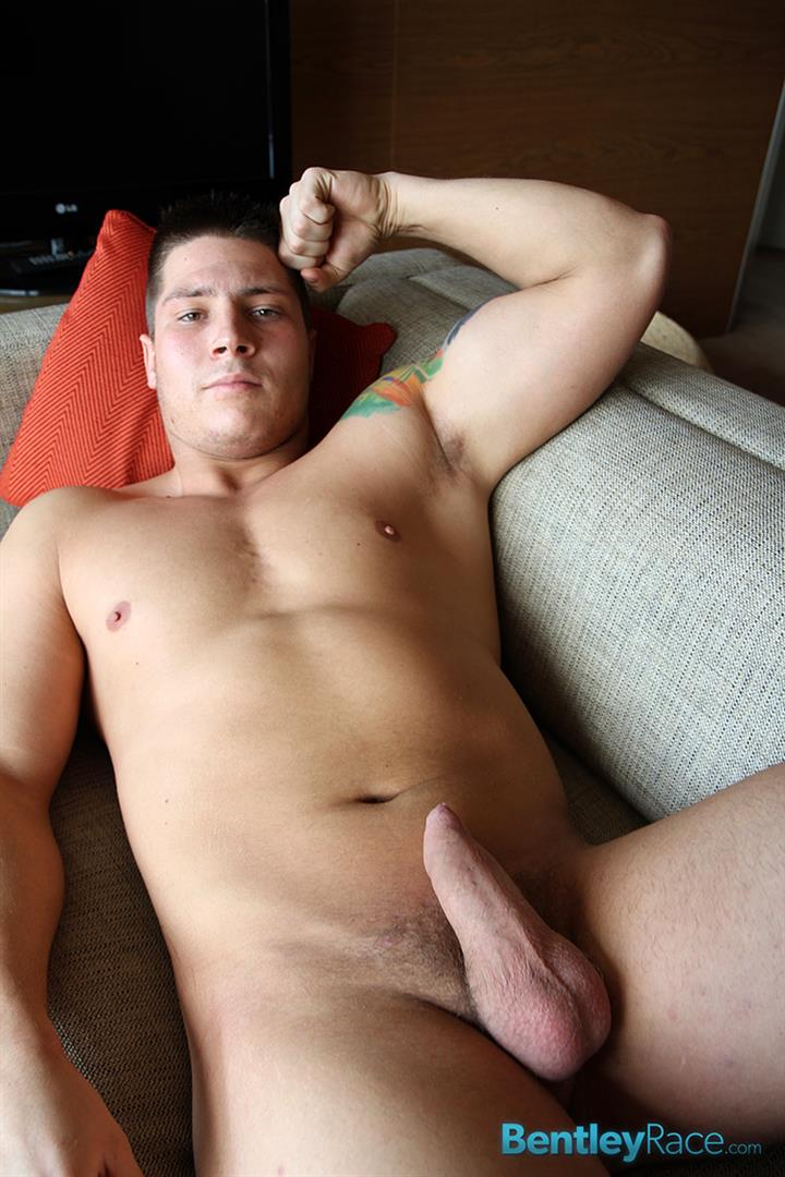 Bentley Race Tom Lucas Big Muscle Hunk Jerks His Big Thick Uncut Cock Amateur Gay Porn 15 Professional Aussie Wrestler Strips And Strokes His Thick Uncut Cock