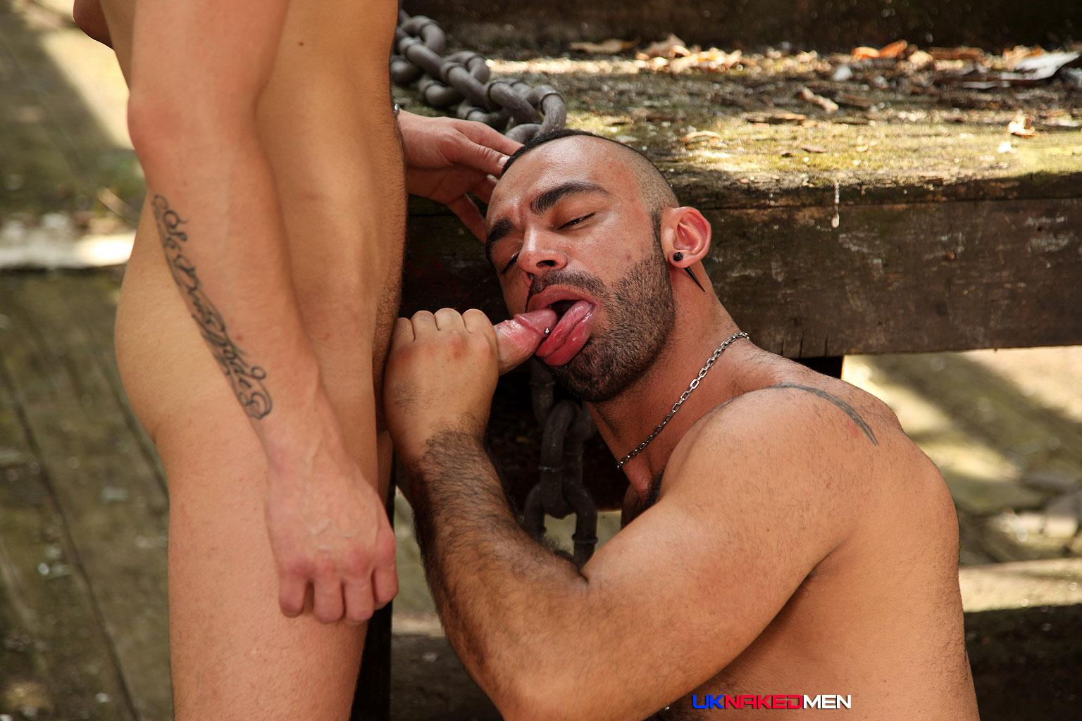 UK-Naked-Men-Fuck-Loving-Criminals-Episode-4-Tony-Thorn-and-Fabio-Lopez-Hairy-Arab-Fucking-A-Smooth-Guy-Amateur-Gay-Porn-15 Hairy Muscle Stud Tony Thorn Fucking Smooth Muscle Hunk Fabio Lopez