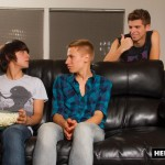 Helix-Studios-8teenboy-Adrian-Rivers-and-Matthew-Keading-and-Sasha-Peterson-Bareback-Twink-Threeway-Amateur-Gay-Porn-01-150x150 Movie Night Turns Into An Amatuer Twink Three Way Bareback Orgy