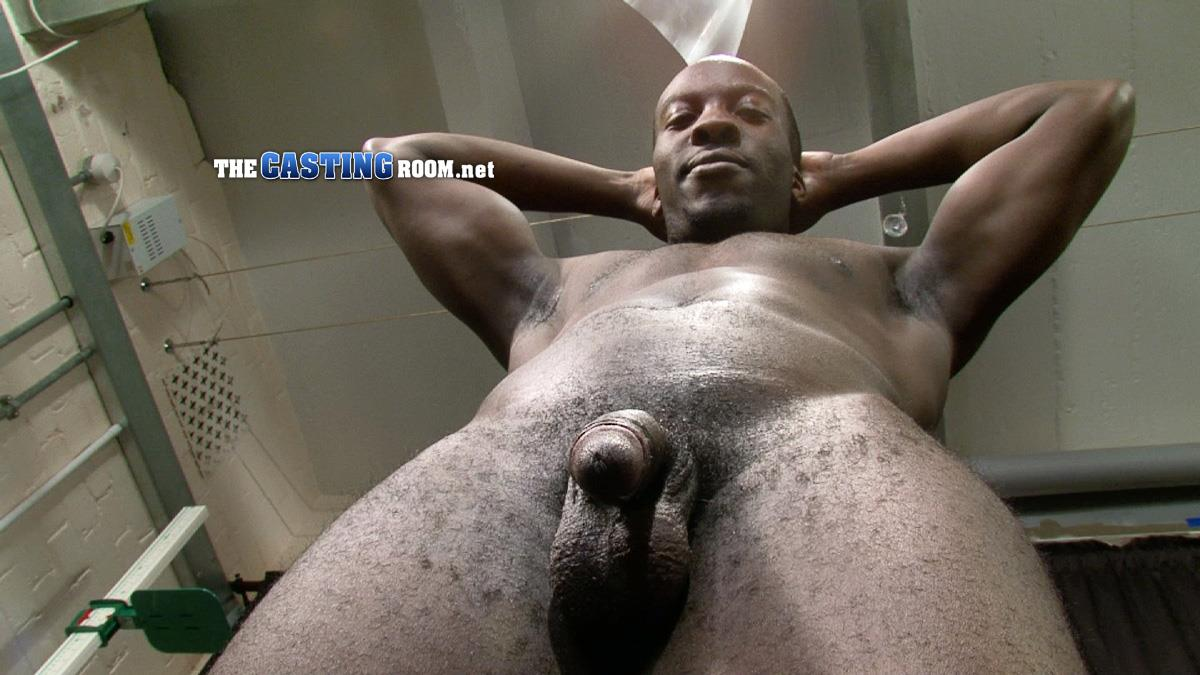 The-Casting-Room-Troy-Straight-Black-Guy-Jerking-His-Big-Black-Uncut-Cock-Amateur-Gay-Porn-09 Straight Black Man WIth A Big Uncut Cock Auditions For Gay Porn