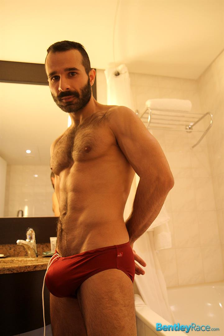 Bentley-Race-Aybars-Hairy-Turkish-Guy-With-A-Huge-Cock-Jerking-Off-Amateur-Gay-Porn-04 Hairy Turkish Guy Aybars Jerking His Thick Cock In The Shower
