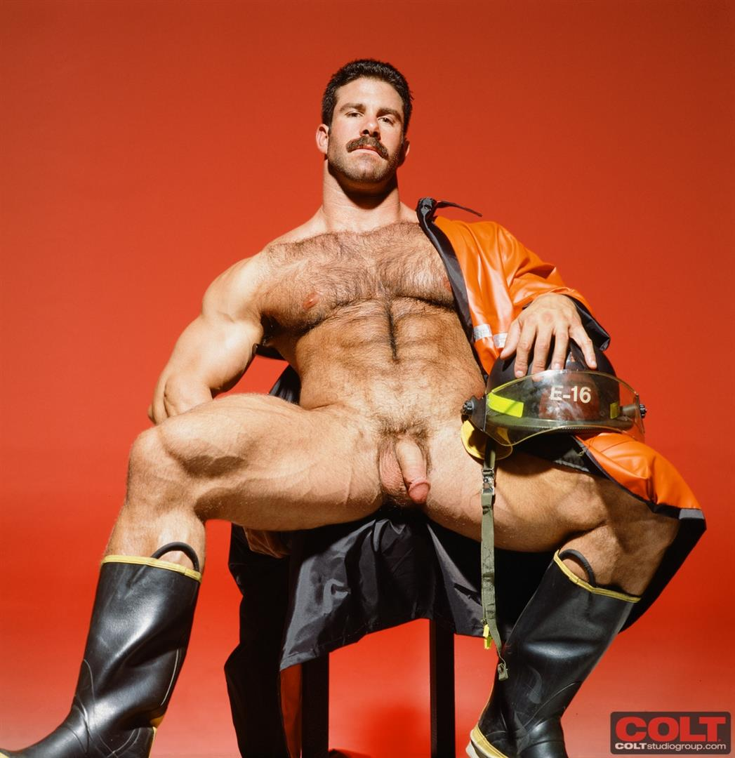 Colt Studio Group Pete Kuzak Hairy Muscle Hunk With Hairy Cock Amateur Gay Porn 13 Hairy Muscle Hunk Colt Icon Pete Kuzak Showing It All