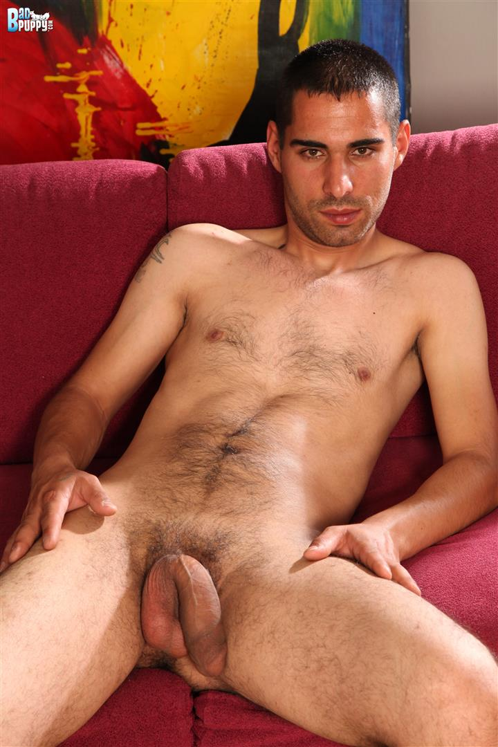 Bad-Puppy-Ferdi-Ramza-Hairy-Turkish-Guy-Jerking-His-Thick-Cock-Amateur-Gay-Porn-06 Hairy 25 Year Old Turkish Guy Strokes His Thick Cock