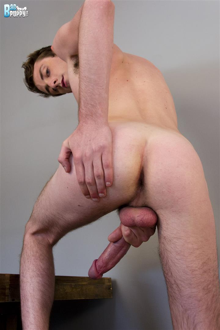 BadPuppy Ian Ticing White Twink With A Huge Cock Jerking Off And Cum Amateur Gay Porn 15 Amateur Twink With A Huge Cock Shoots Cum All Over