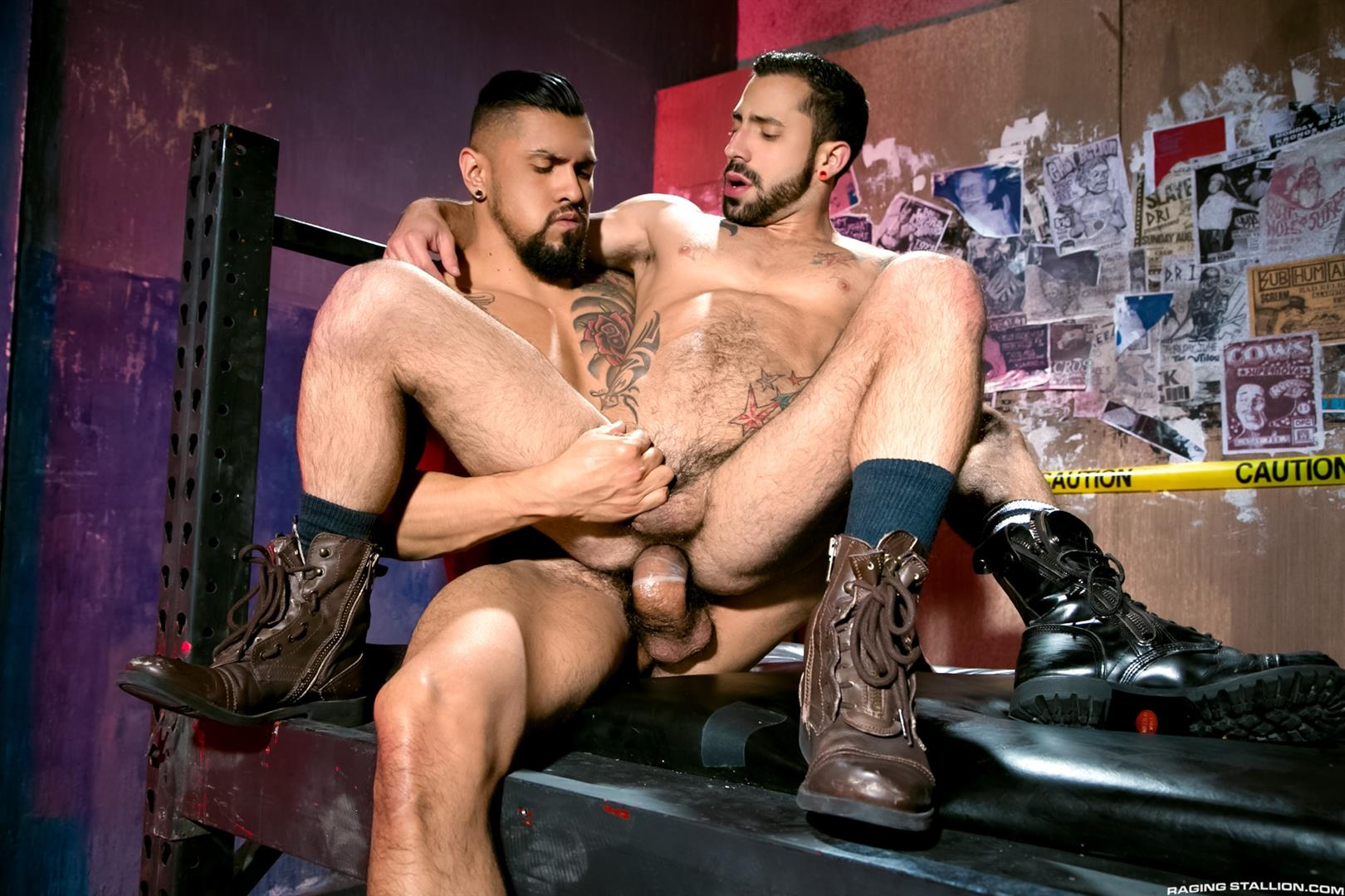 Raging-Stallion-Boomer-Banks-and-Nick-Cross-Huge-Uncut-Cock-Fucking-A-Latino-Ass-Amateur-Gay-Porn-11 Boomer Banks Fucking Nick Cross With His Huge Uncut Cock