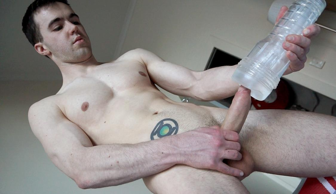 Bentley-Race-Kyle-Grayson-British-Muscle-Twink-With-A-Big-Uncut-Cock-Amateur-Gay-Porn-28 British Muscle Twink With A Big Uncut Cock Shoots A Big Load