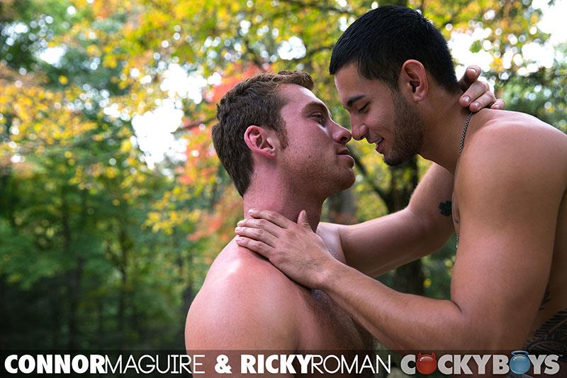 CockyBoys-Connor-Maguire-and-Ricky-Roman-Hunks-Fucking-With-Big-Uncut-Cocks-Amateur-Gay-Porn-30 Connor Maguire Fucking Ricky Roman With His Big Uncut Cock