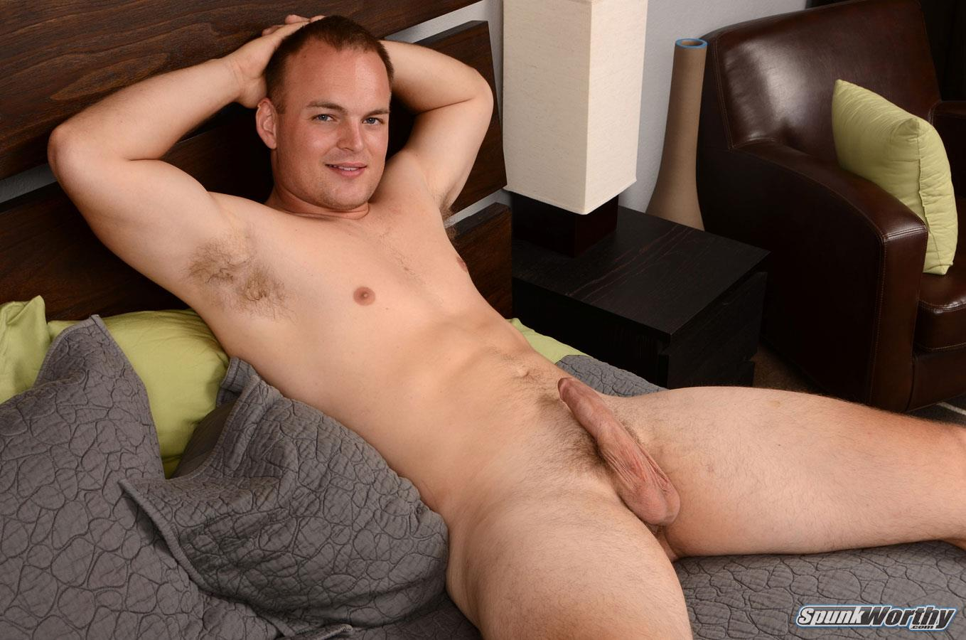 SpunkWorthy-Cole-Beefy-Young-Marine-Jerking-Off-His-Big-Cock-Masturbation-Amateur-Gay-Porn-07 Amateur Beefy Straight Young Marine Jerking Off