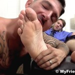 My-Friends-Feet-Colby-Keller-and-Johnny-Hazzard-Jerking-Off-And-Feet-Worship-Amateur-Gay-Porn-11-150x150 Colby Keller Jerks Off While Getting His Feet Worshipped By Johnny Hazzard
