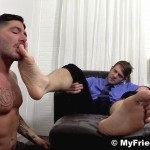 My-Friends-Feet-Colby-Keller-and-Johnny-Hazzard-Jerking-Off-And-Feet-Worship-Amateur-Gay-Porn-13-150x150 Colby Keller Jerks Off While Getting His Feet Worshipped By Johnny Hazzard