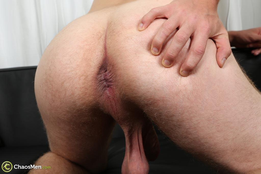 ChaosMen-Lincoln-Redhead-Low-Hanging-Balls-Jerking-Off-Ginger-Amateur-Gay-Porn-41 Redheaded Straight Texas Guy With Low Hanging Balls Jerks Off His Big Cock