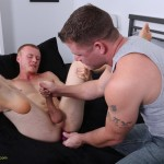 Chaosmen Lincoln and Ransom Straight Redhead Gets Cock Sucked And Ass Played With Amateur Gay Porn 32 150x150 Straight Redhead Gets His Cock Sucked And His Ass Played With