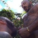 Cum-Pig-Men-Alessio-Romero-and-Ethan-Palmer-Hairy-Muscle-Latino-Daddy-Cocksucking-Amateur-Gay-Porn-17-150x150 Hairy Latino Muscle Daddy Gets A Load Sucked Out And Eaten