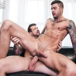Lucas Entertainment Rocco Steele and Dolf Dietrich Big Cock Barback Muscle Hunks Amateur Gay Porn 07 150x150 Rocco Steele Breeding Dolf Dietrich With His Massive Cock