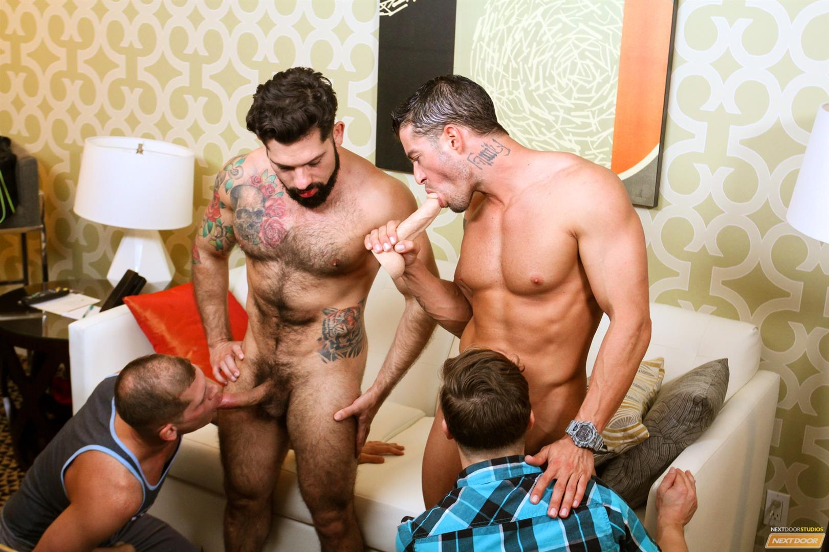 Cody-Cummings-and-Tyler-Morgan-and-Alessandro-Del-Torro-Cock-Sucking-Lessons-Amateur-Gay-Porn-11 Cody Cummings Gives The Boys Cock Sucking Lessons