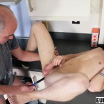 Euroboy XXX Aiden and Ben Big Uncut Cock Granddad Fucking Twink Amateur Gay Porn 11 150x150 Granddad Bareback Fucks A 19 Year Old Twink With His Big Uncut Cock