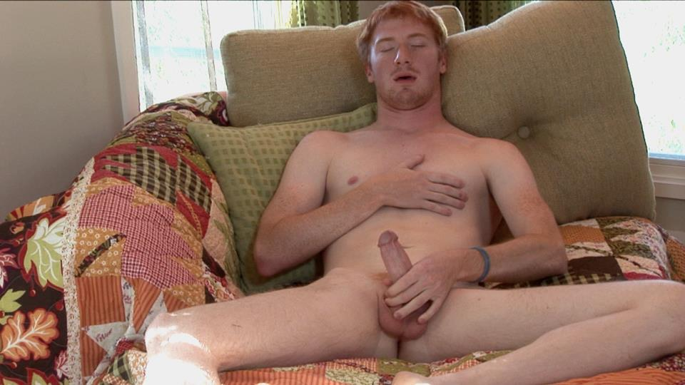 Southern-Strokes-Neil-Redhead-Ginger-Twink-Jerking-Off-Amateur-Gay-Porn-06 Happy St. Paddy's Day - Enjoy This Redheaded Twink Jerking Off