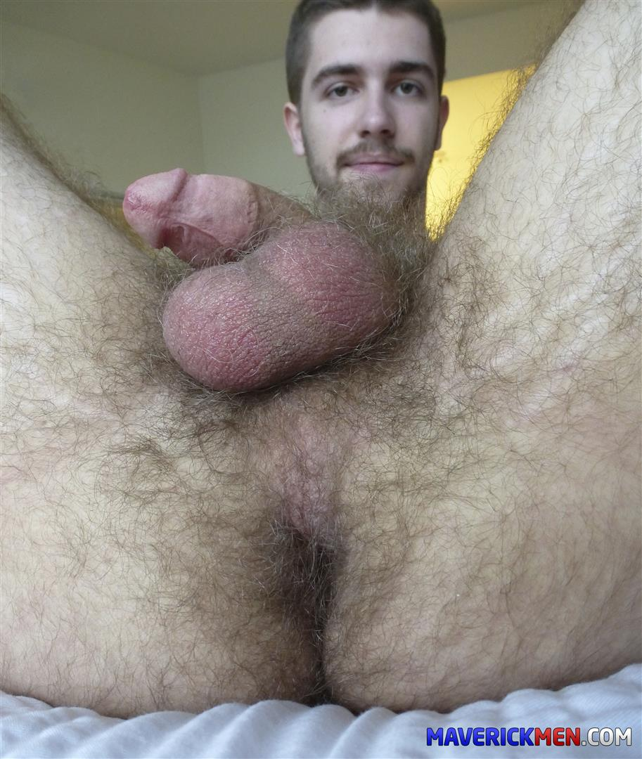 Maverick-Men-Little-Bobby-Hairy-Ass-Virgin-Gets-Barebacked-Amateur-Gay-Porn-06 Hairy Ass Young Virgin Gets Barebacked By Two Muscle Daddies