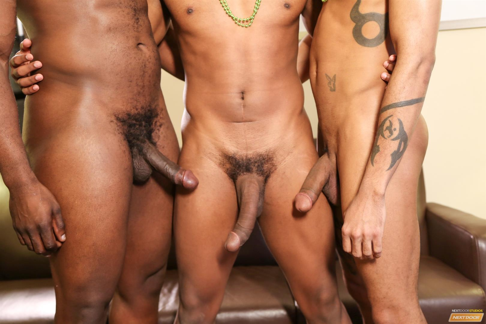 Next-Door-Ebony-Nubius-and-Jin-Powers-and-XL-Naked-Thugs-Threeway-Fucking-Amateur-Gay-Porn-06 Big Black Cock Threeway Suck and Fuck Thug Fest