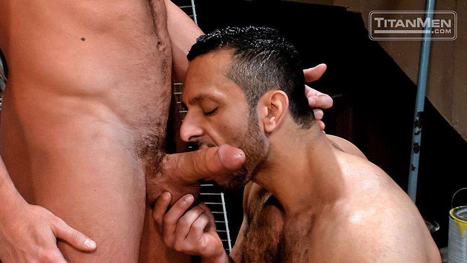 Titan Media Adam Champ and Donnie Dean Hairy Muscle Bear With Big Uncut Cock Fucking Amateur Gay Porn 06 Hairy Muscle Bear Adam Champ Fucking A Tight Ass With His Big Uncut Cock