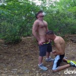 Deviant Otter Bareback Sex At A Truck Stop Road Head Amateur Gay Porn 05 150x150 Getting Road Head And Bareback Breeding At A Truck Stop