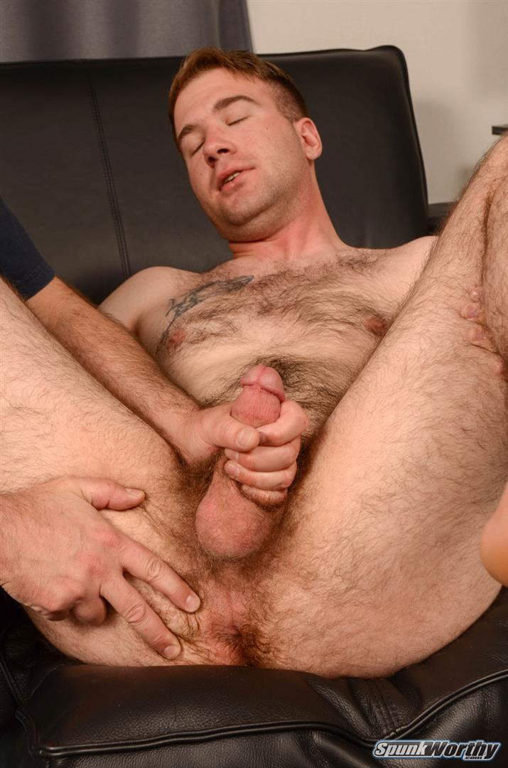 SpunkWorthy Lance Hairy Naked Marine Getting Blowjob and Rimmed Amateur Gay Porn 07 Hairy Straight Marine Gets Rimmed and Blown By A Guy
