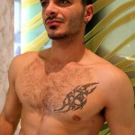 Bentley-Race-Aro-Damacino-Big-Arab-Cock-Masturbation-Bareback-Sex-Party-Amateur-Gay-Porn-05-150x150 Muscular Middle Eastern Hunk Strokes His Big Arab Cock
