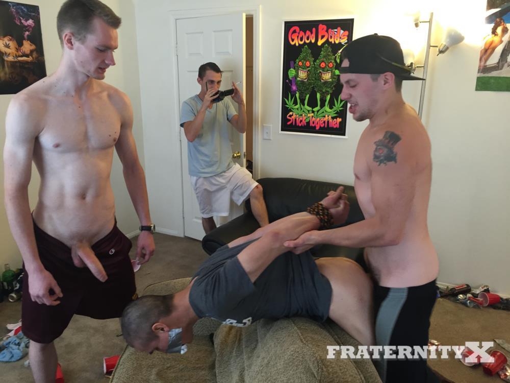Fraternity X Naked College Jocks Bareback Sex Party Amateur Gay Porn 01 Fraternity Boys Bareback Gang Bang A Hot Freshman Ass