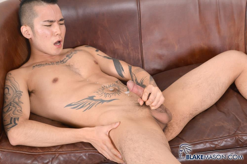 Blake-Mason-Yoshi-Kawasaki-Asian-Twink-Jerking-Off-Amateur-Gay-Porn-19 Japanese Twink Stroking His Big Asian Cock