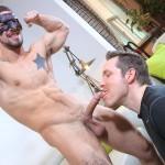 Maskurbate Carl Straight Muscle Jock With A Big Cock Amateur Gay Porn 11 150x150 Straight Muscle Hunk Gets His First Blow Job From Another Guy