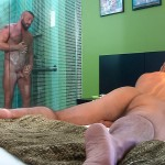 Titanmen Titan Hunter Marx and Dirk Caber Hairy Muscle Daddy Fuck Amateur Gay Porn 16 150x150 Dirk Carber Gets Fucked Hard By Another Muscle Daddy With A Thick Cock