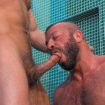 Titanmen Titan Hunter Marx and Dirk Caber Hairy Muscle Daddy Fuck Amateur Gay Porn 20 150x150 Dirk Carber Gets Fucked Hard By Another Muscle Daddy With A Thick Cock