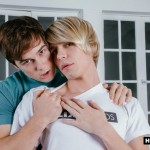 Helix Studios Kyle Ross and Justin Owens Twinks Fucking Amateur Gay Porn 01 150x150 Twink Kyle Ross Fucking Justin Owen With His Fat Cock