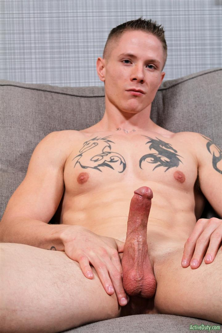 ActiveDuty Guy Houston Naked Army Guy Jerking Off Amateur Gay Porn 07 Straight Army Soldier Auditions For Gay Porn And Blows A Load