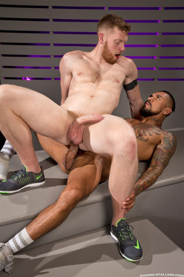 Raging Stallion Boomer Banks and Cass Bolton Big Uncut Cock Redhead Amateur Gay Porn 13 Boomer Banks Fucking Redhead Muscle Hunk Cass Bolton