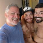 Maverick Men Adam Hairy Muscle Cub Barebacked By Two Muscle Daddies Amateur Gay Porn 13 150x150 Young Hairy Muscle Cub With A Big Uncut Cock Takes Two Daddy Cocks