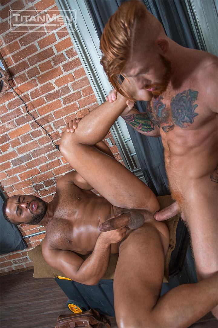 TitanMen-Micah-Brandt-and-Bennett-Anthony-Interracial-Muscle-Hunks-Flip-Fucking-Amateur-Gay-Porn-30 Micah Brandt and Bennett Anthony Flip-Fucking With Their Big Dicks