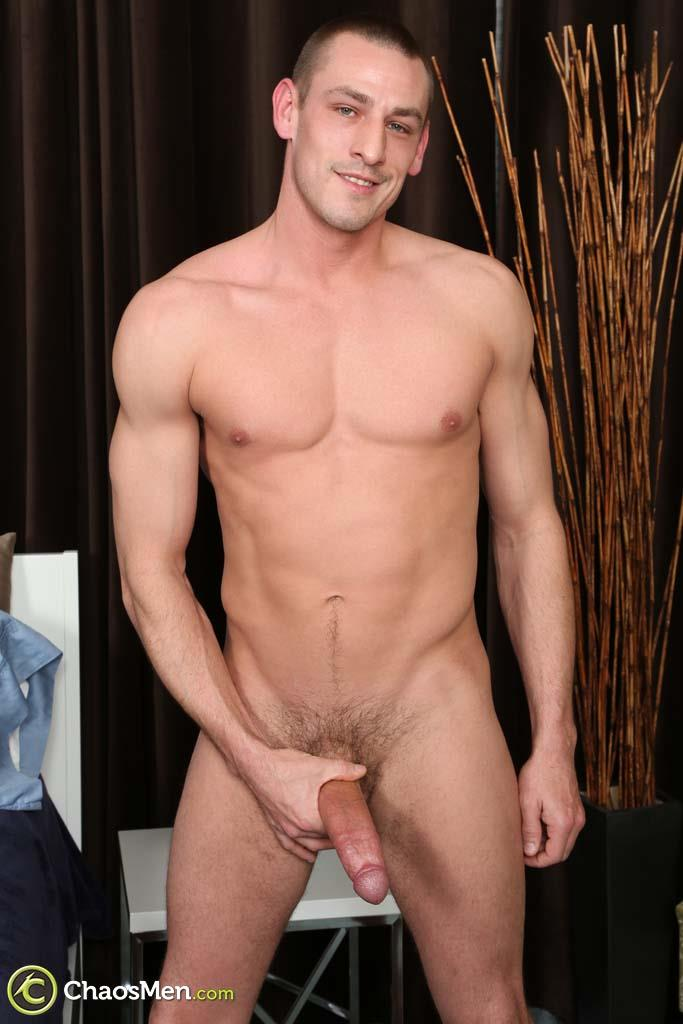 Chaosmen Kirkland Straight Muscle Hunk Jerks Big Cock Amateur Gay Porn 16 Straight Muscle Hunk Jerks His Big Dick When He Auditions For Gay Porn