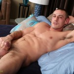 Chaosmen Kirkland Straight Muscle Hunk Jerks Big Cock Amateur Gay Porn 32 150x150 Straight Muscle Hunk Jerks His Big Dick When He Auditions For Gay Porn