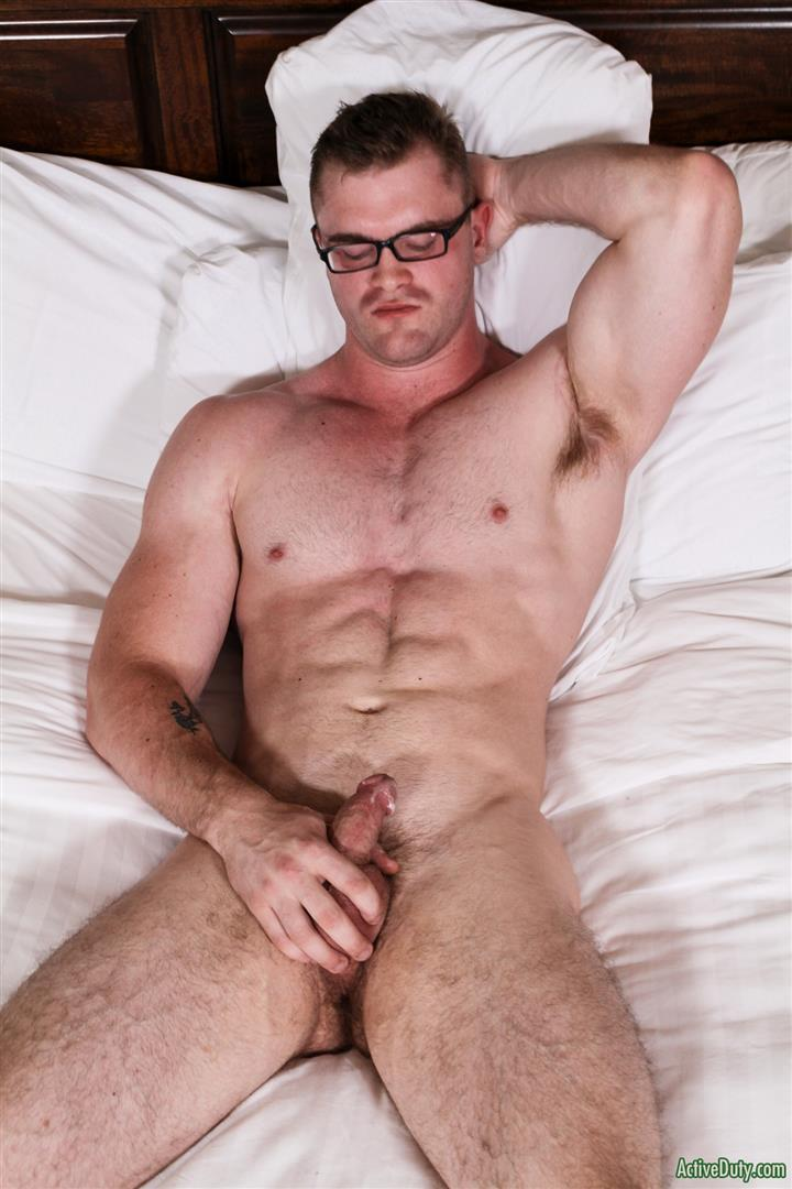 Active Duty Scott Ambrose Muscle Naked Marine Jerking Off Amateur Gay Porn 15 Hairy Muscular American Marine Jerks His Thick Cock