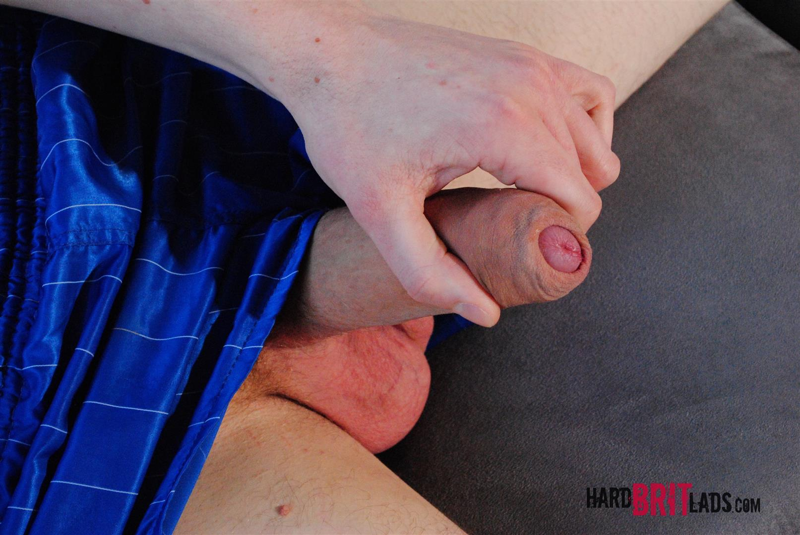 Hard-Brit-Lads-Blake-D-Big-Uncut-Cock-Masturbation-Amateur-Gay-Porn-07 British Jock Playing With His Massive Uncut Cock Squirts A Load