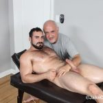 Jaxton Wheeler Jake Cruise Hairy Muscle Hunk With A Big Cock Free Gay Porn 24 150x150 Hairy Hunk Jaxton Wheeler Gets Serviced By An Older Man