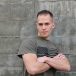 Active Duty Richard Buldger Naked Marine Jerking Off Big Dick 01 150x150 Naked Marine Jerks Off And Shoots A Load of Cum