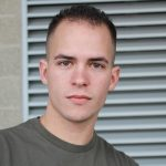 Active Duty Richard Buldger Naked Marine Jerking Off Big Dick 02 150x150 Naked Marine Jerks Off And Shoots A Load of Cum