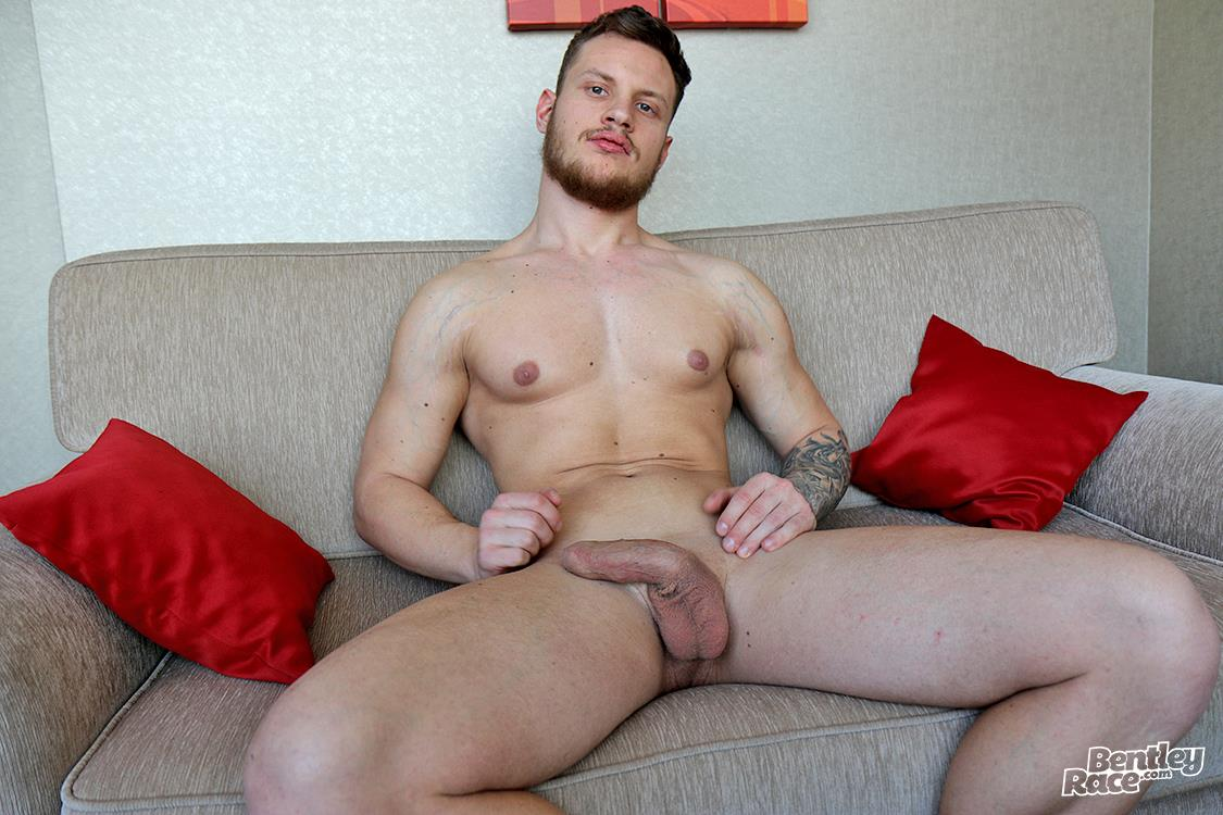Bentley-Race-Christiano-Szucs-Big-Uncut-Hungarian-Cock-25 Bisexual Hungarian Boy Strokes His Fat Uncut Cock