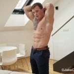 Jake-Cruise-Tommy-Morava-Muscle-Hunk-With-Big-Uncut-Cock-03-150x150 European Muscle Hunk Strokes His Fat Uncut Cock
