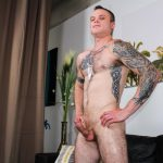 Active-Duty-Cody-Smith-Army-Hairy-Muscle-Guy-Jerking-Off-Big-Dick-08-150x150 Hairy Tatted Muscle Army Soldier Jerking His Cock